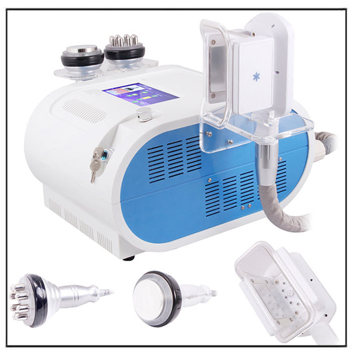 Cool Freezing Fat Therapy Slimming Cavitation RF Machine