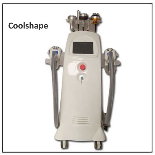 Coolshape Cryolipolysis Ultrasound Vacuum Cavitation Slimming Machine