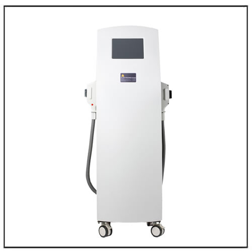 Permanent OPT Laser IPL SHR Hair Removal Machine