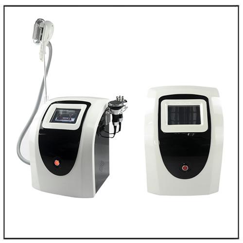 Cryolipolysis Cavitation RF Fat Freezing Liposuction Machine