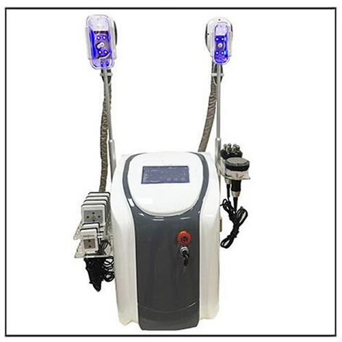 Cryolipolysis RF Cavitation Laser Slimming Machine