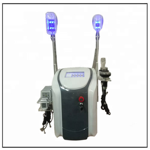 5 in 1 Lipo Laser Rf Cavitation Cryolipolysis Freeze Fat Slimming Machine