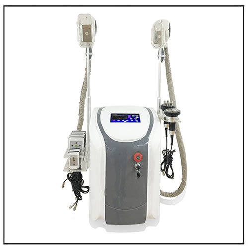 Cavitation RF Cryolipolysis Non-invasive Fat Reduction System