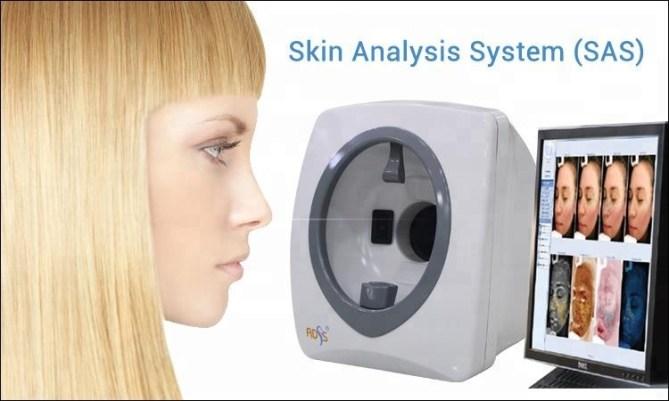 Portable Skin Analyzer Beauty System