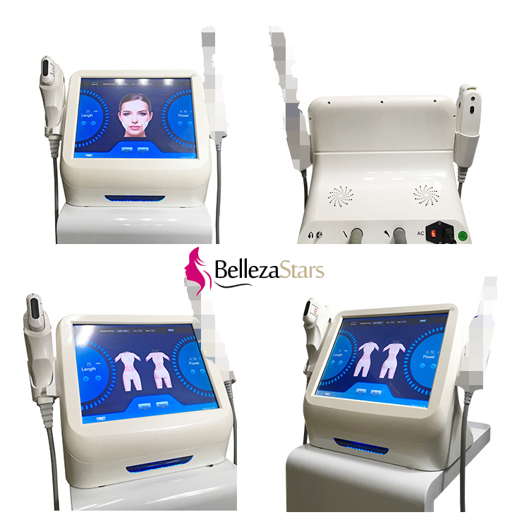 2 in 1 Vaginal HIFU Face Lift Machine