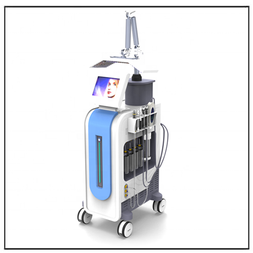 7 in 1 PDT LED Bio Microcurrent Microdermabrasion Hydro Dermabrasion Machine