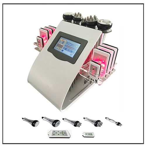 Lipo Laser Cavitation RF Vacuum Slimming Machine