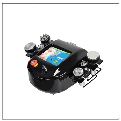 Low Price 5 in 1 Ultrasonic Cavitation RF Vacuum Body Slimming Machine