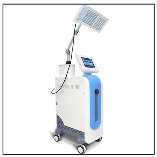 PDT LED Bio Microcurrent Microdermabrasion Water Dermabrasion System