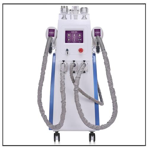 Professional 40K Cavitation Vacuum RF Cryolipolysis Shaping Machine