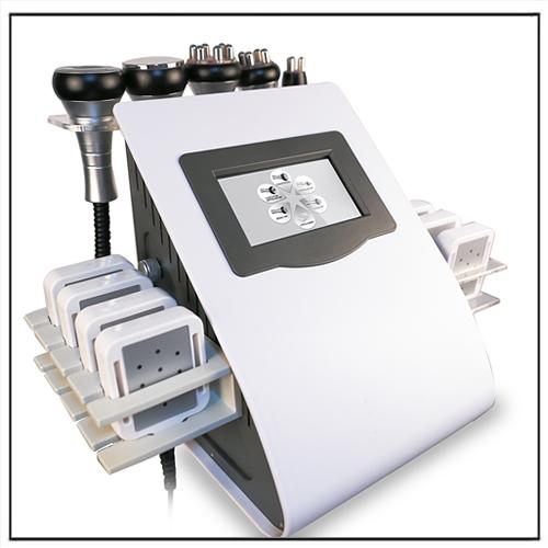 Vacuum Cavitation RF Lipolaser Slimming Device
