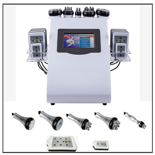 Vacuum Cavitation RF Slim Liposonix Laser Beauty Device