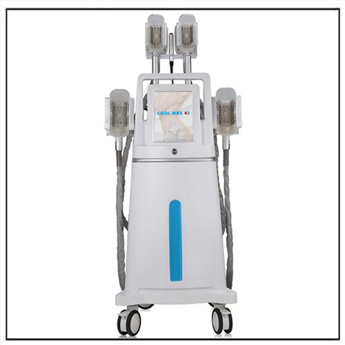 Cryo Liposuction Slimming Machine with 4 Cryo Handles