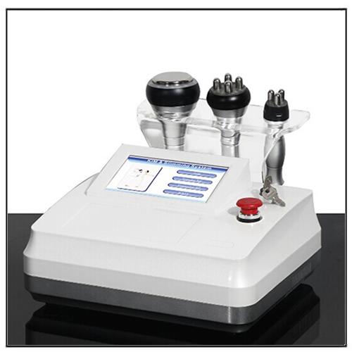 Portable Ultra Slim Lipo 40K Cavitation RF Fat Removal Machine