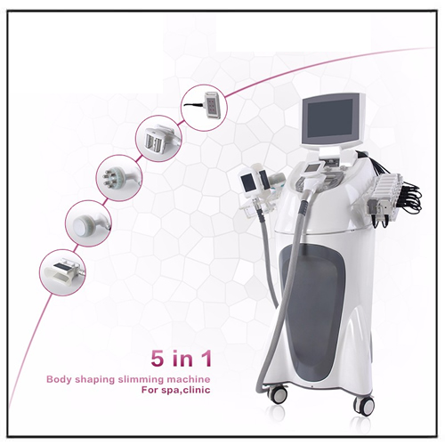 Cavitation RF Vacuum Roller V9 Velasmooth Velashape Infrared Machine