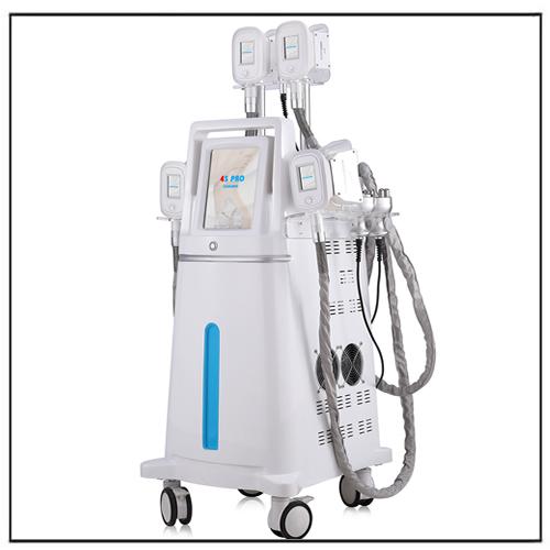 Fat Freezing Cryolipolysis RF Cavitation Slimming Machine