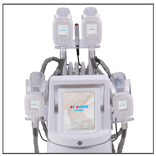 Weight Loss Cavitation RF Cryolipolysis Lipolaser Machine
