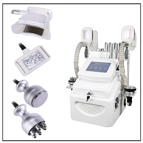 Multifunction Ultra Cavitation RF Laser Cryolipolysis Machine For Slimming