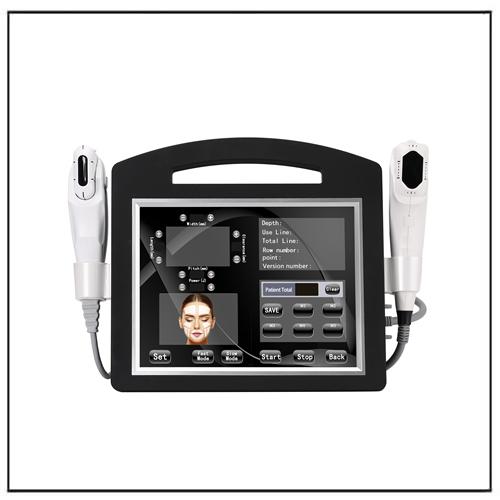 2 In 1 Portable Vmax 4D Hifu Facial And Body Lifting Machine