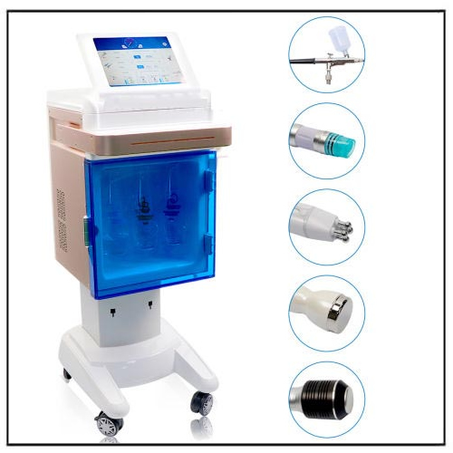 Multi-function Water Aqua Dermabrasion Hydra Oxygen Beauty Machine