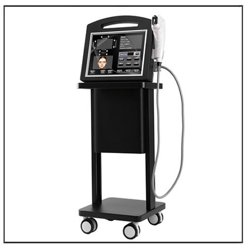 Portable Smas Hifu Face Lift Focused Ultrasound Hifu 4D Machine