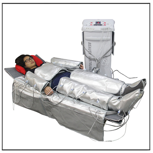 Pressotherapy and Infrared Lymphatic Drainage Machine