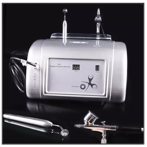 Facial Oxygen Therapy Machine For Salon Use