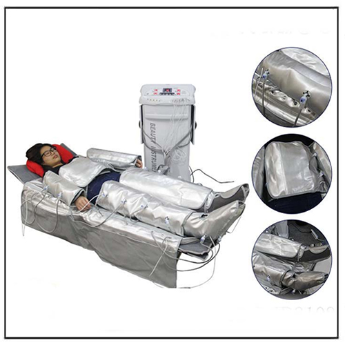 Far Infrared Vacuum Massage Boots Lymph Drainage Pressotherapy Machine