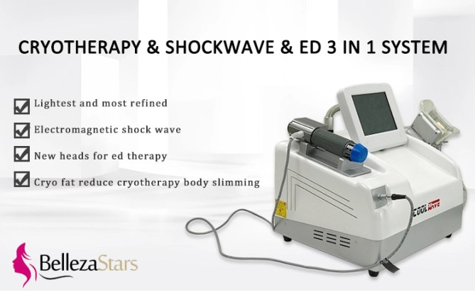 Shockwave Ultrasonic Cavitation Cellulite Machine
