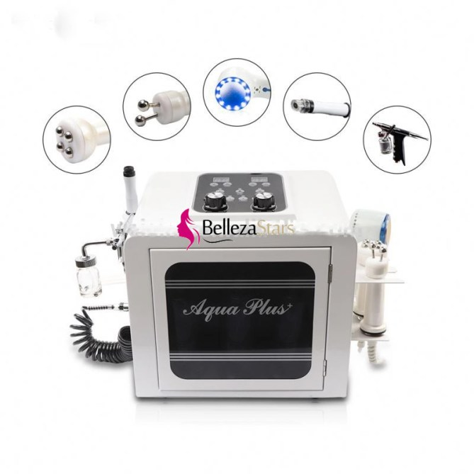 5 in 1 Water Dermabrasion Oxygen Facial Machine