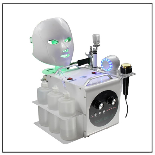 Skin Rejuvenation Hydra Oxygen Water Jet Facial Hydro Peel Beauty Machine
