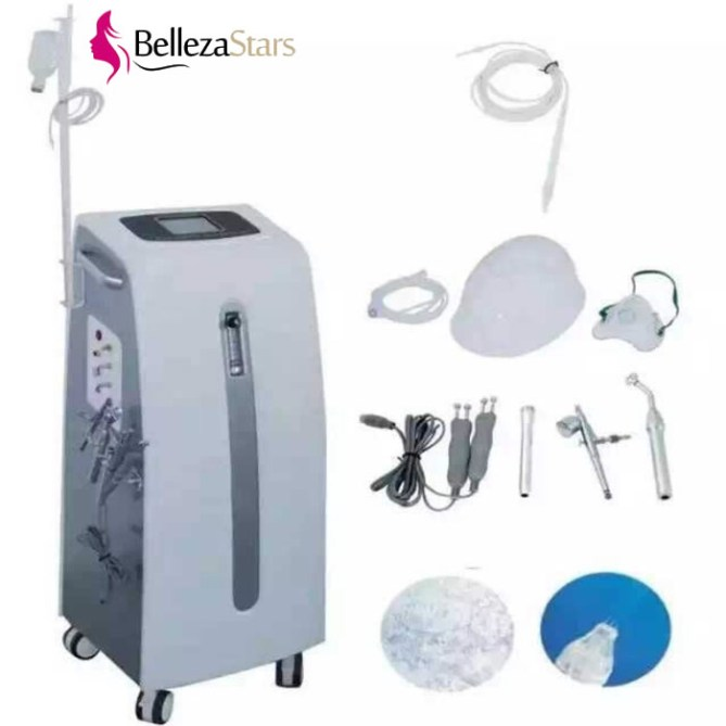 Water Jet Skin Care Injection Oxygen Facial Beauty Equipment
