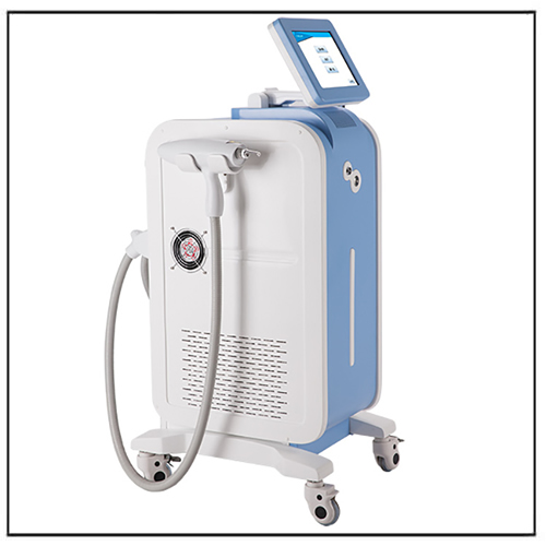 IPL+E-light+RF+NdYag Laser Multiple-function Beauty Instrument