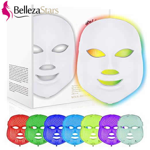 LED Toning Face Masks for Youthful Complexion and Radiant Skin