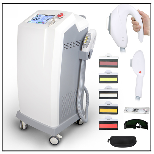 Skin Rejuvenation Opt SHR IPL Beauty Machine