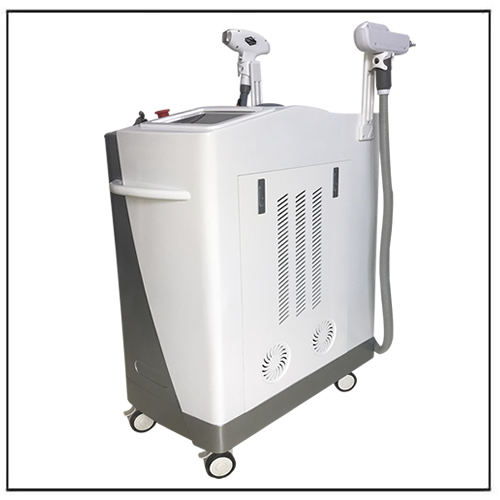 Multifunction Beauty Machine 808nm Hair Removal Laser Nd yag Tattoo Removal