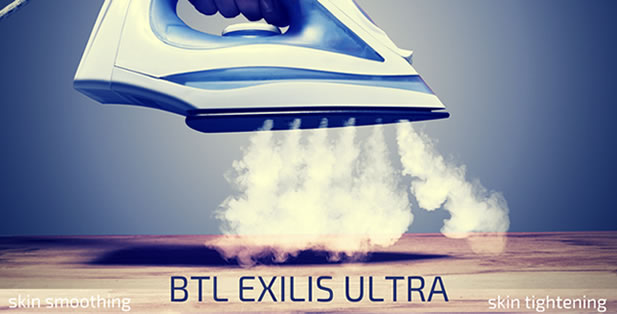 BTL Exilis Ultra Laser Skin Tightening