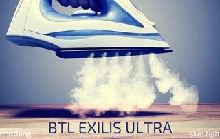 BTL Exilis Ultra Laser Skin Tightening