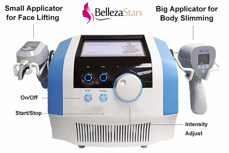 Facial And Body Slimming Anti-cellulite Radiofrequency Ultrasonic Machine