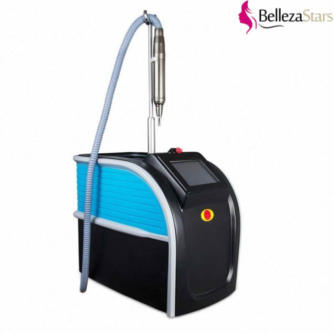 BLS002-1 Q Switched Nd yag Laser tattoo removal picosure picoway