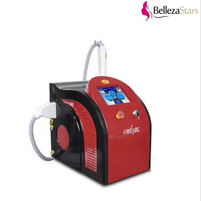 Portable Tattoo Freckle Removal 755nm PicoSecond