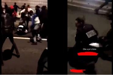 Réveillon à Champigny : une policière tabassée au sol par un groupe d'hommes