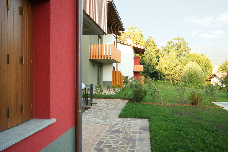via sorte: progetto di architettura per la realizzazione di un nuovo complesso residenziale in via Sorte a Castione della Presolana