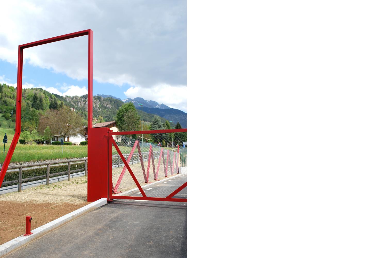 ripreso - ecocentro: progetto di architettura e design per uno nuovo centro di raccolta rifiuti per il Comune di Castione della Presolana