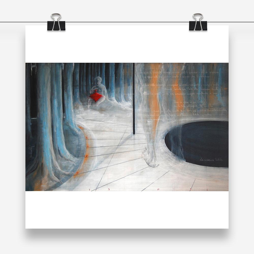memorandum la rossissima trottola: riflessioni artistiche