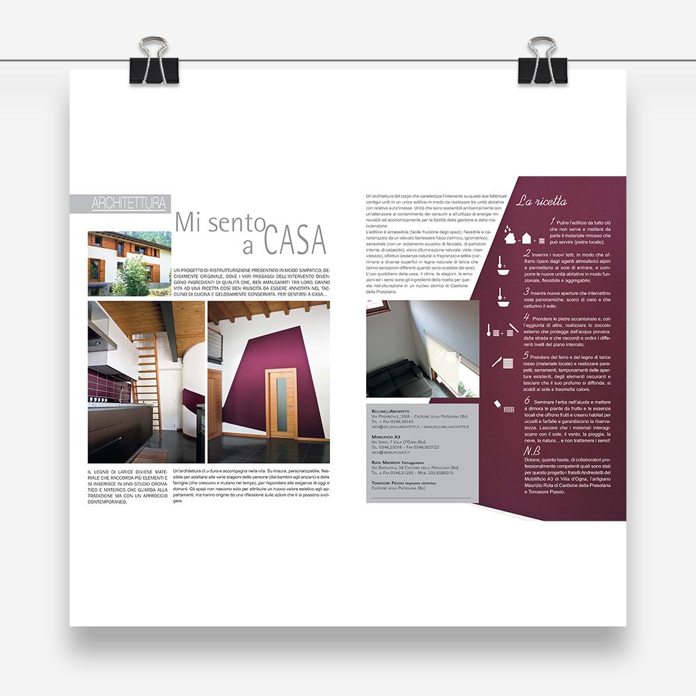 press: pubblicazione del progetto CASA IP sulla rivista di settore A.CASA