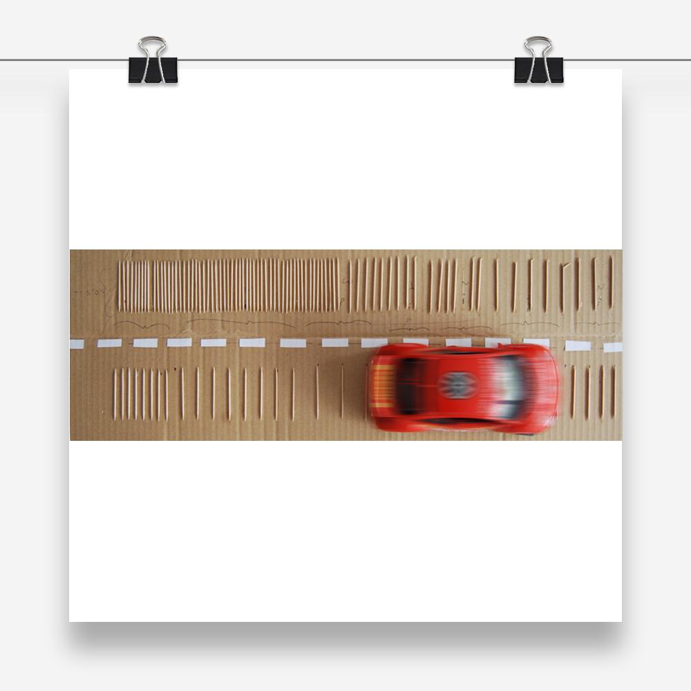 slows and sounds: progetto urbano e di design per la realizzazione di elementi segnaletici sonori e decorativi