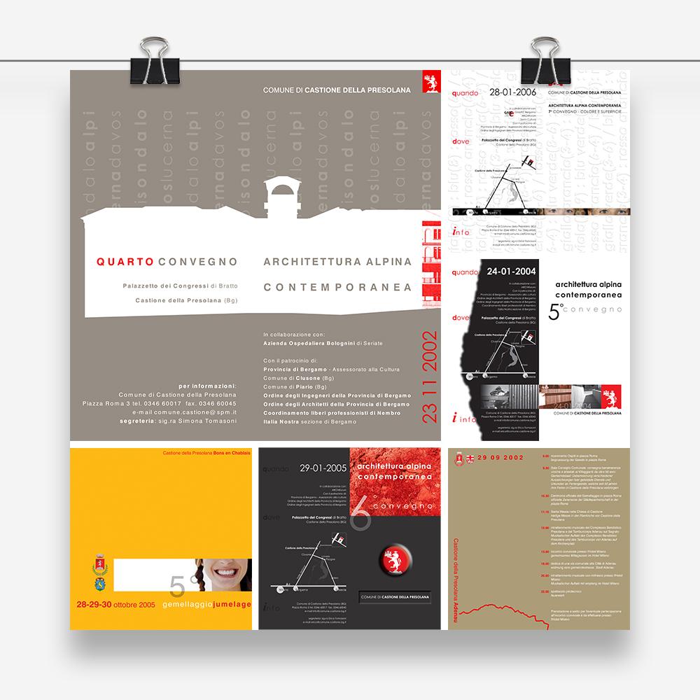 poster e flyer: progetti di comunicazione per enti pubblici