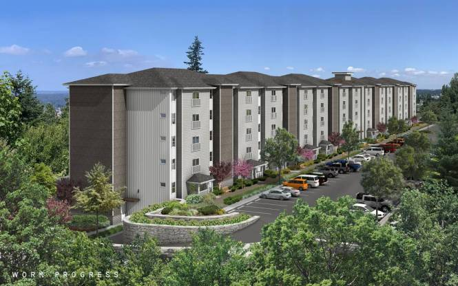 Large Apartment Project Planned For Puget Neighborhood