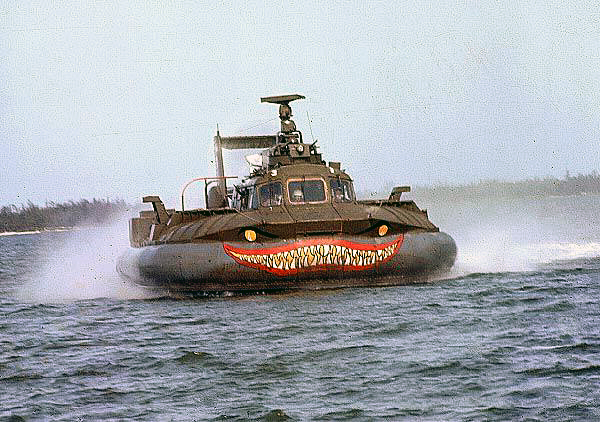 PACV Vietnam Monster Face